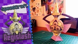 Pokemon Papercraft ~Aegislash ~