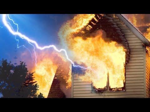 ULTIMATE Dangerous Lightning Strike Compilation ⚡