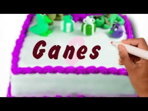 Happy Birthday Ganesh Youtube