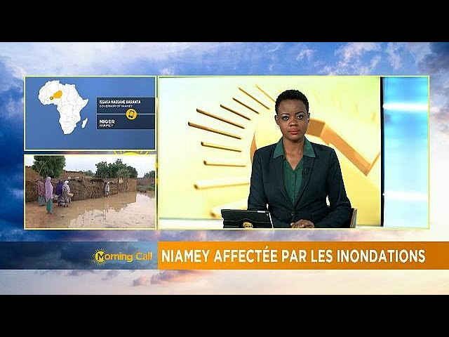 Niger: Niamey hit by intense floods (The Morning Call)