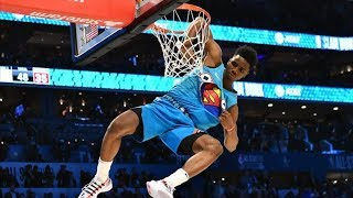 Diallo Superman Over Shaq! NBA All-Star Slam Dunk Contest 2019!