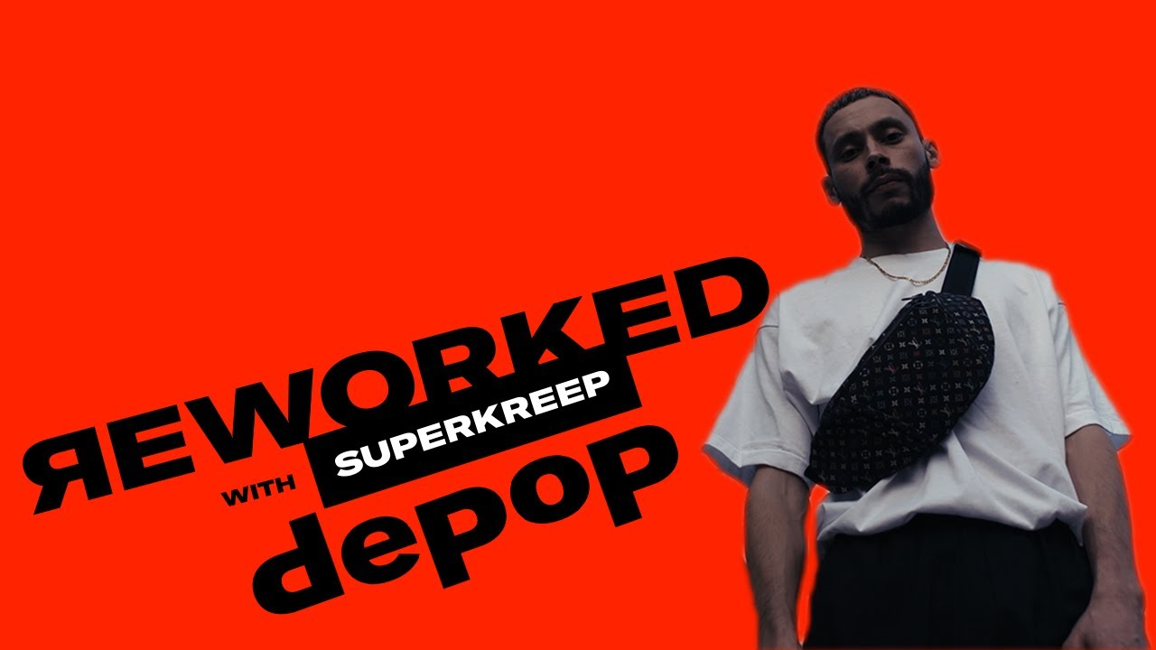 87be10cd3af Creating custom luxury clothing with NYC designer Super Kreep #2 |  Reworked: a new Depop series