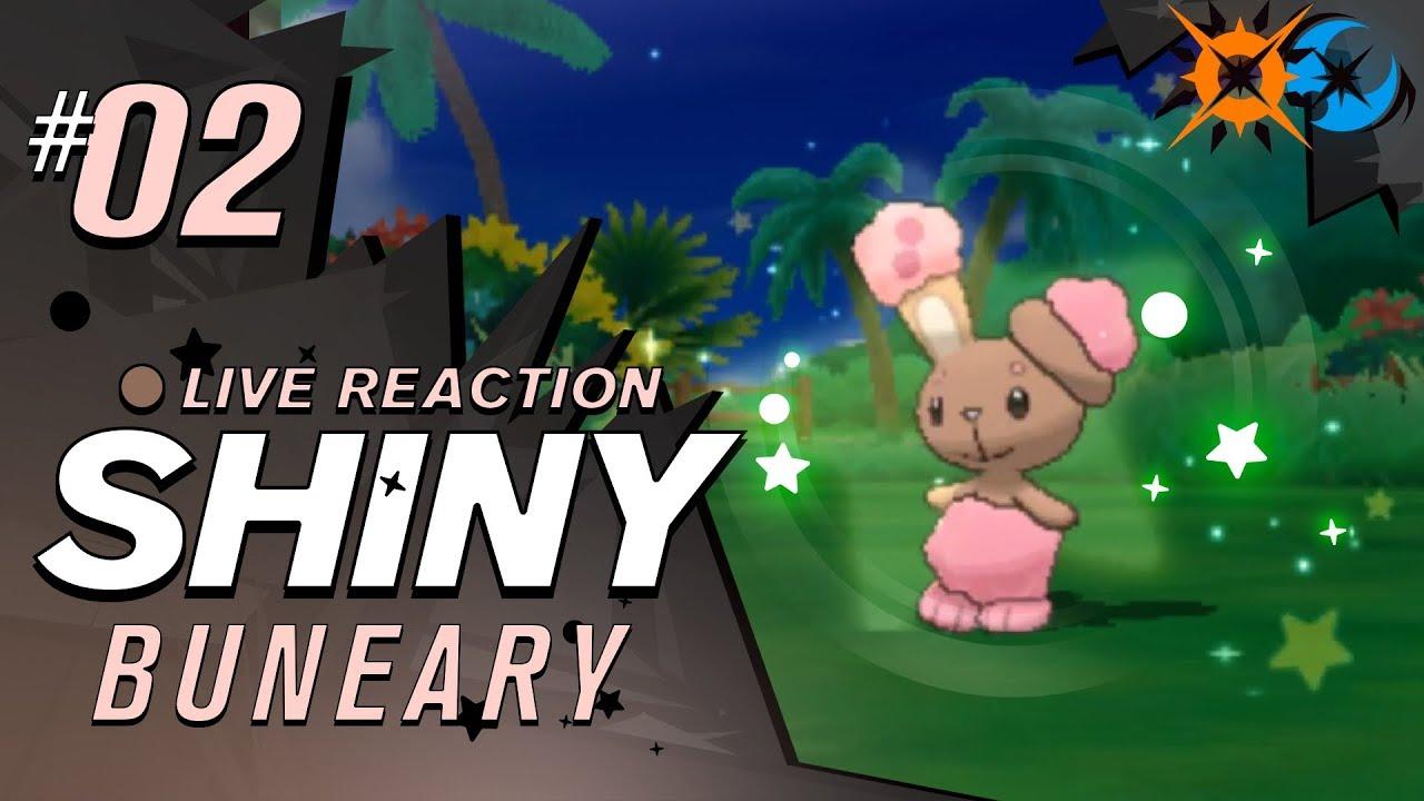 Fast Route 1 Shiny Shiny Buneary Pokemon Ultra Sun And Moon