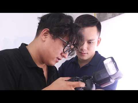 Hậu trường chụp ảnh profile cá nhân tại studio Chupanh.vn - PHÍA SAU CHUPANH.VN