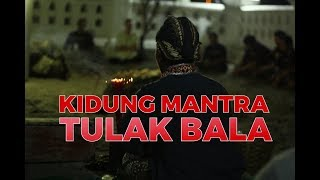 Mantra Tulak Bala Sekar Pangkur Gedhong Kuning Ki Sabdalangit [Official]