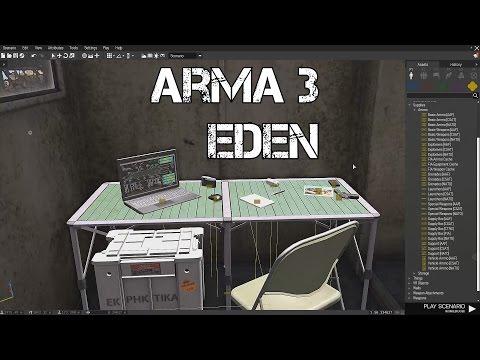 ARMA 3 EDEN V.1.5.6 СКАЧАТЬ БЕСПЛАТНО