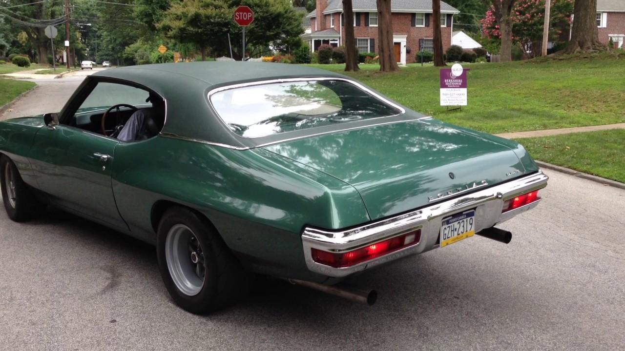 hight resolution of 1970 pontiac lemans 455 the green monster
