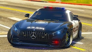 Мультики про полицейские машинки для малышей Цветные гоночные полицейские ТАЧКИ