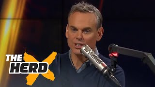 Connor Cook a bust? | THE HERD