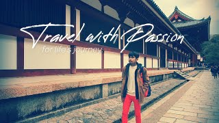 Travel with Passion for Life's Journey