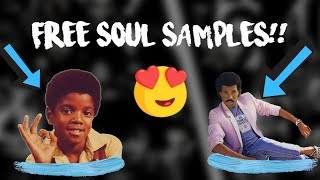 10 Free Soul Samples Chopped And Ready ! [BPM INCLUDED]