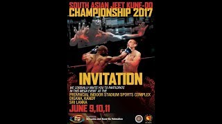 South Asian JKD Martial Arts Championship 2017| Sri Lanka | World JKD family