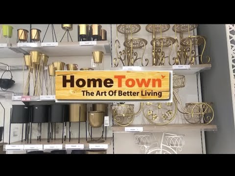 Home Decor   HomeTown Store New Arrivals   Latest Arrivals    Hometown Store Bangalore Tour