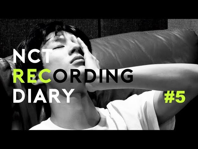 NCT RECORDING DIARY #5