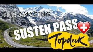 TOPDECK - Driving in Switzerland