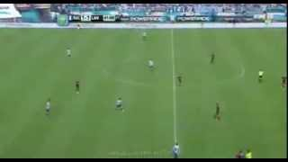 """En la mitad de la concha"" Racing vs Lanus (Blooper) Thumbnail"
