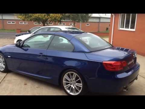 2011 (11) BMW 3 Series 335i M Sport 2dr 3.0 Convertible (Sorry Now Sold)
