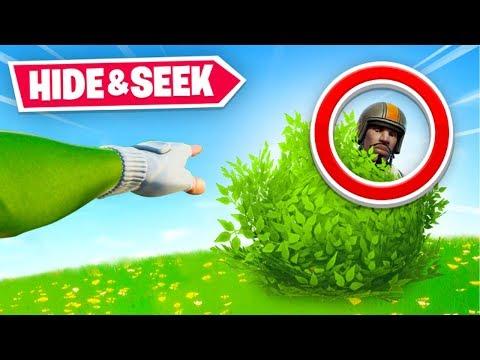 Fortnite Hide & Seek (1st Person Mode)