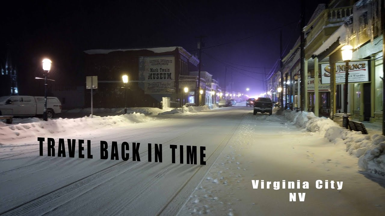Travel Back In Time Virginia City Nv Youtube