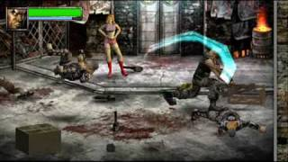 Unbound Saga: Gameplay for PSP [HQ and PROFESSIONAL RECORD from PSP]