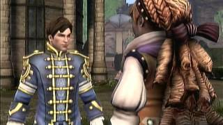 Fable 3 xbox 360 gameplay part 1