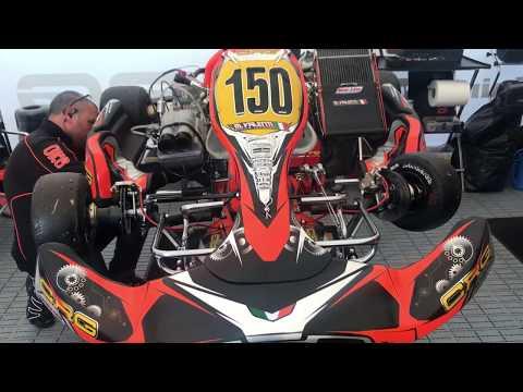 CRG Racing Team Winter Cup 2019, Lonato, Italy
