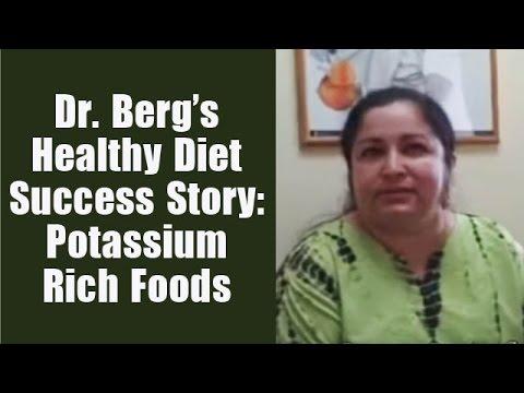 Dr. Berg's Healthy Diet Success Story: Potassium Rich Foods