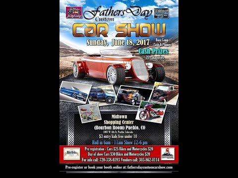 DJ Roy Rumble Car Show - Pueblo car show