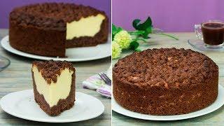 По заявкам любителей творожных десертов! Шоколадный чизкейк - покорит сразу! | Appetitno.TV