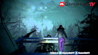 Sony Developer Will Byles Details Until Dawn for PlayStation 3