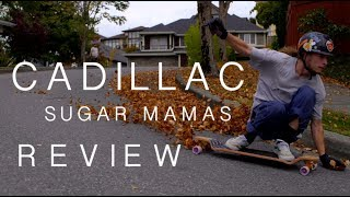 Cadillac Sugar Mamas V3 Wheel Review - Motionboardshop