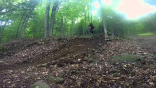 North Creek: Ski Bowl Park Mountain Bike Trails