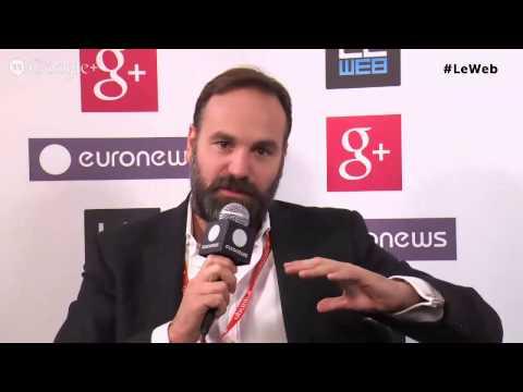 LeWeb'13 Paris - Hangout with Mark Shuttleworth, Founder Ubuntu
