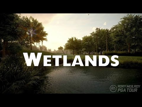 Rory McIlroy PGA Tour The Wetlands (Xbox One, PS4)