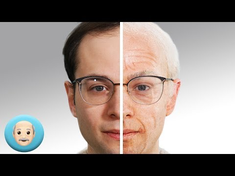 The Try Guys Old Age Makeovers