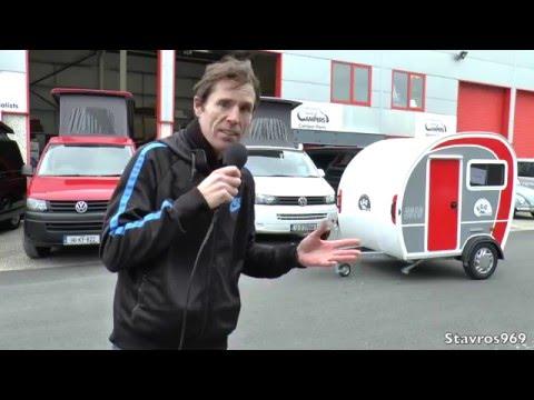 Cosy Campers - VW Transporter [Tour] + Egg Caravan - Stavros969