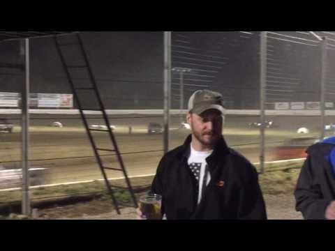 Heat Race Humboldt Speedway 3/18/17 Part 2