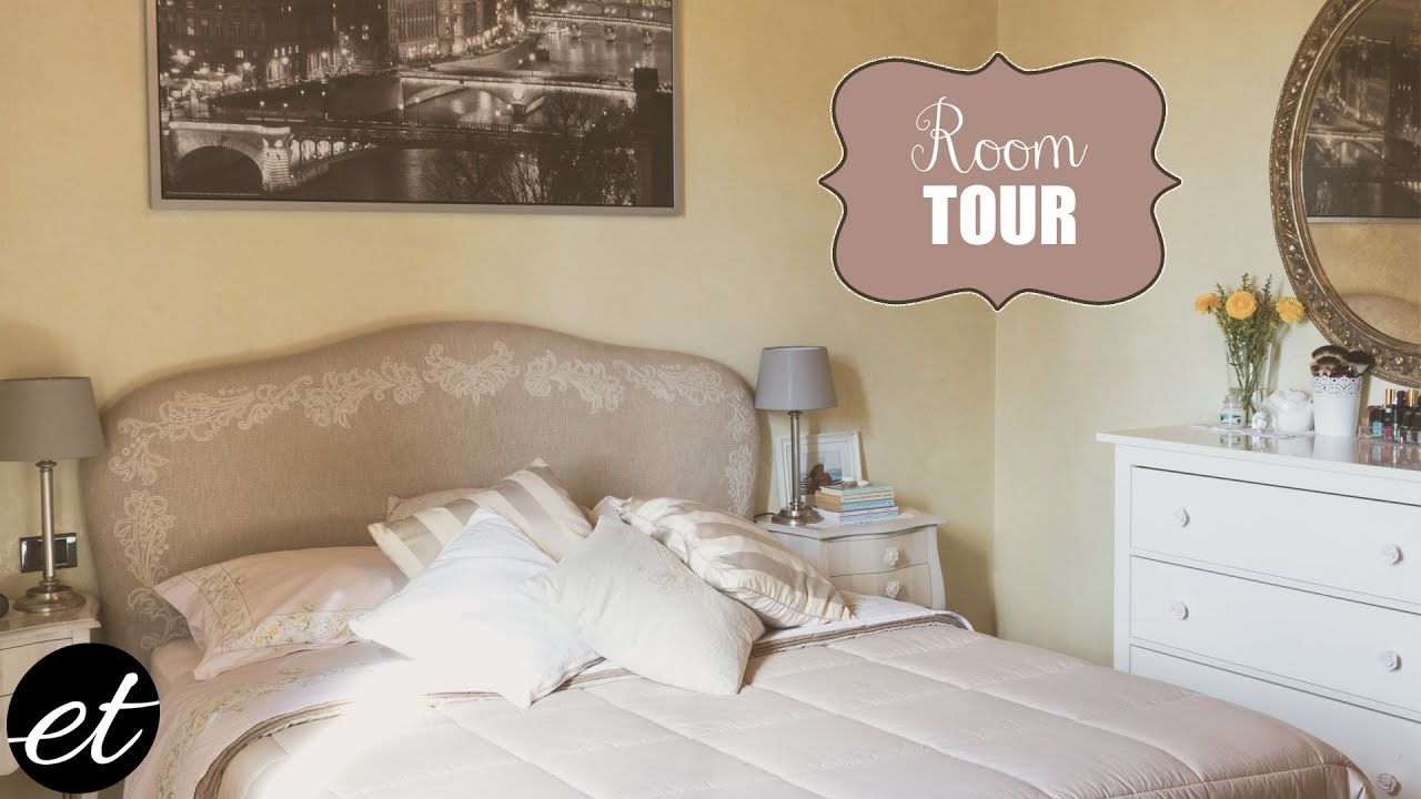 Room Tour: La mia Camera da Letto // ElenaTee - YouTube