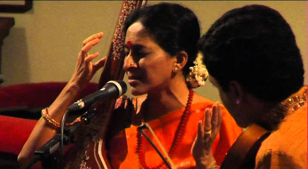 Vantaa Music Festival: Bombay Jayashri - O jagadamba