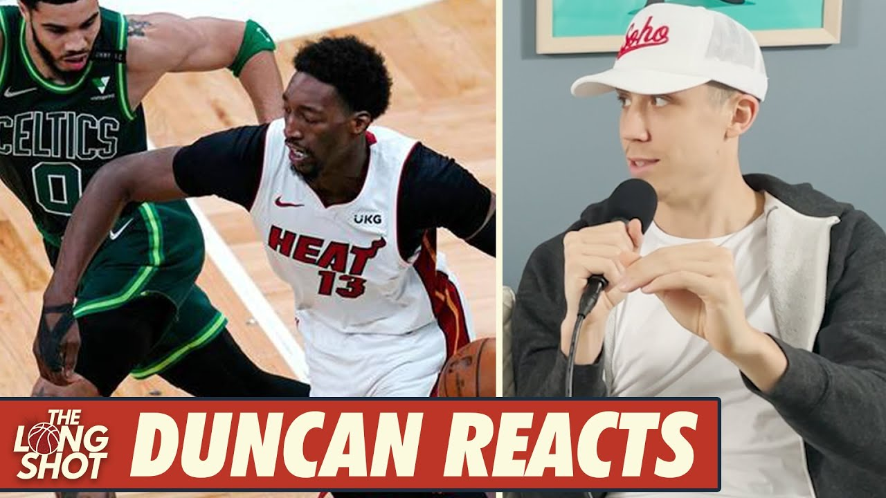 The Miami Heat Officially Avoid The NBA Play-In Tournament After Beating Boston | Duncan Robinson