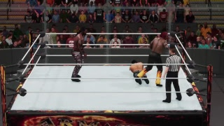 Impact Caw Wrestling Presents: Armageddon Pt3