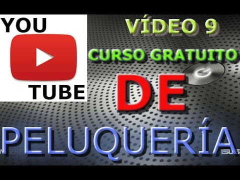 Vídeo Cursos hairdressing