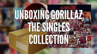 Unboxing | Gorillaz The Singles Collection