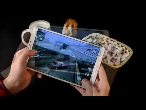 Samsung Galaxy Tab S 8.4 - отличный экран, высокая цена