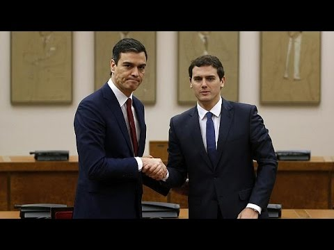 Spanish deal aimed at forming new government but success is far from certain