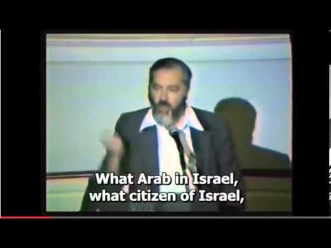 Kahane pdf go meir they must rabbi