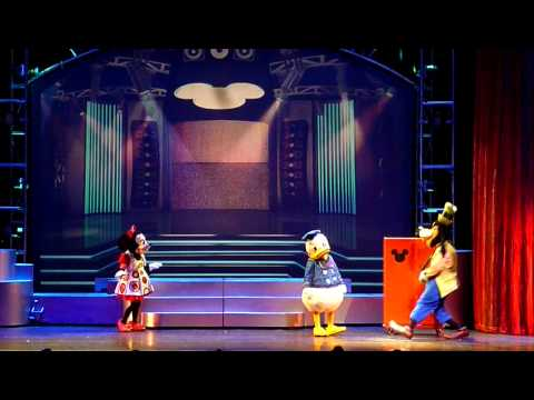 DISNEY LIVE!Mickey's Music Festival 2011@ Marina Bay Sand Grand Theater (Part1)