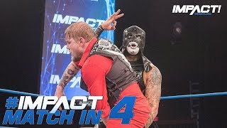oVe vs Pentagon Jr & El Hijo del Fantasma: Match in 4 | IMPACT! Highlights June 21, 2018