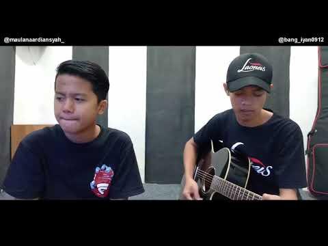 Zizan   Masa Lalu cover by Maulana Ardiansyah ft  Bang Iyan