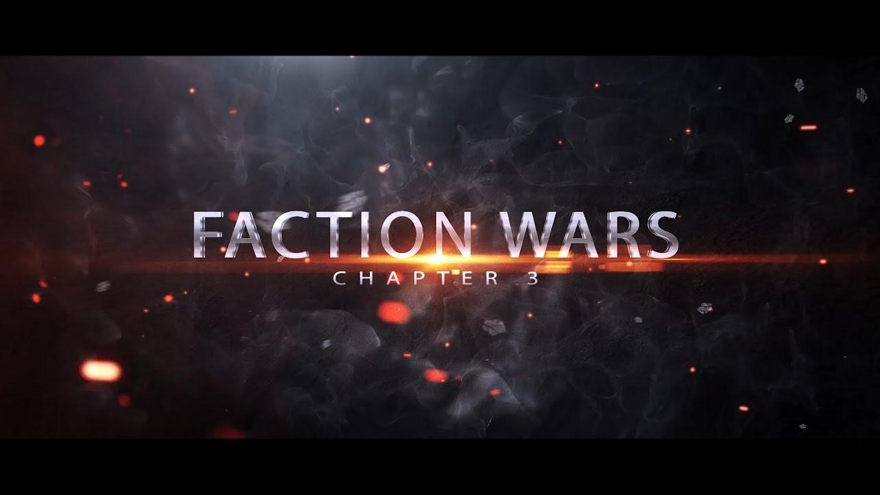 Image result for Faction Wars logo